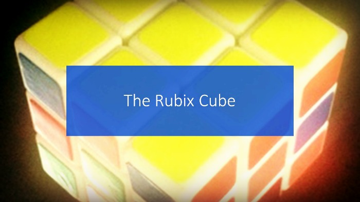 rubix cube in HR planning